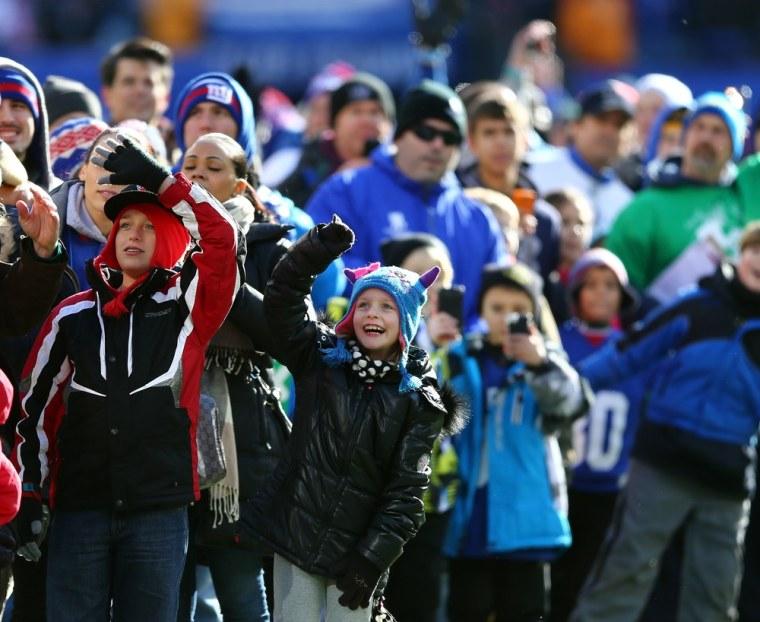 Image: Philadelphia Eagles v New York Giants