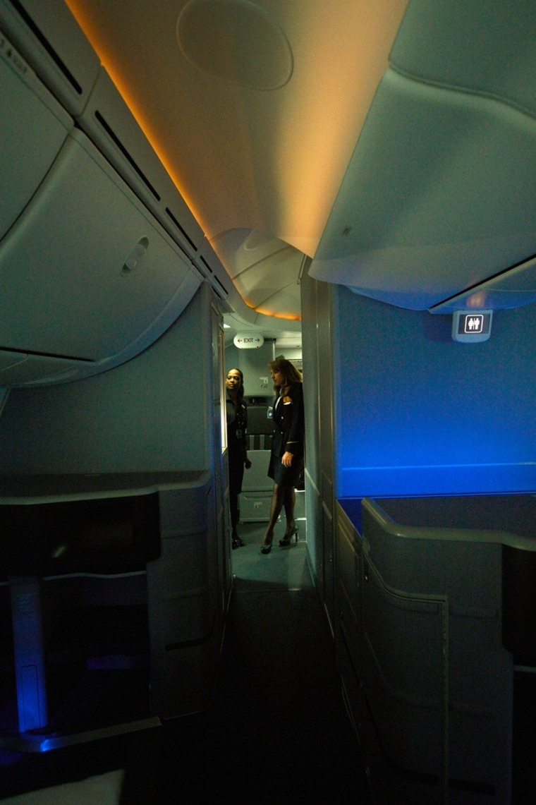 Image: United Airlines Highlights A 787 Dreamliner