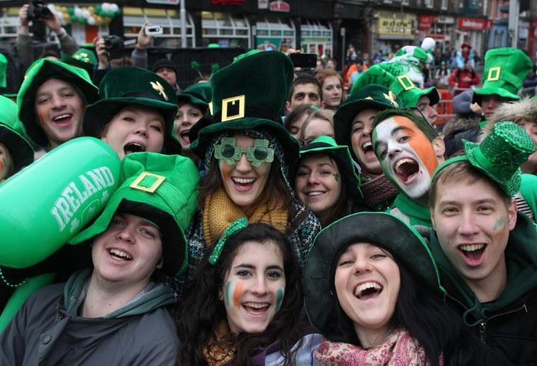 Image: IRELAND-RELIGION-ECONOMY-TOURISM-FESTIVAL