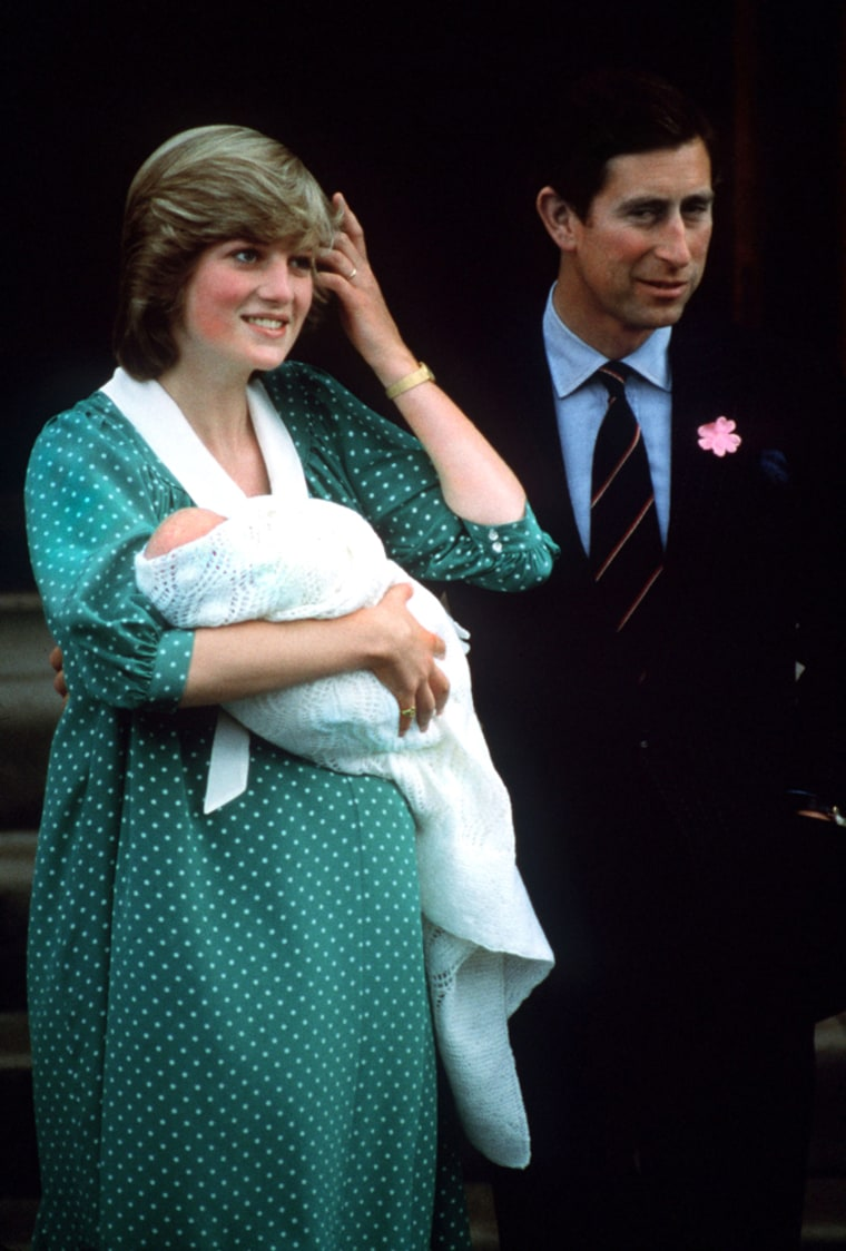 How did Kate\'s first royal year compare to Diana\'s?