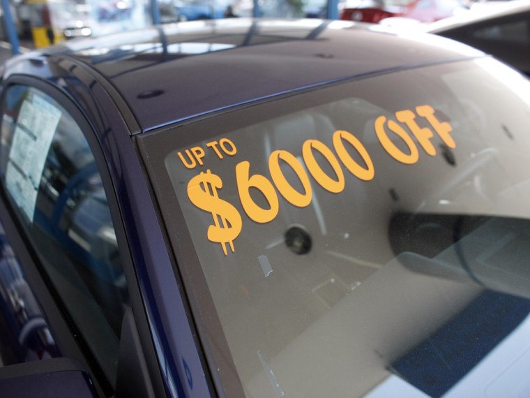 Image: Car for sale