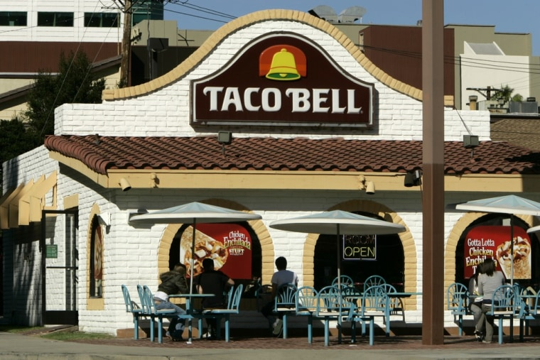 Image: Taco Bell