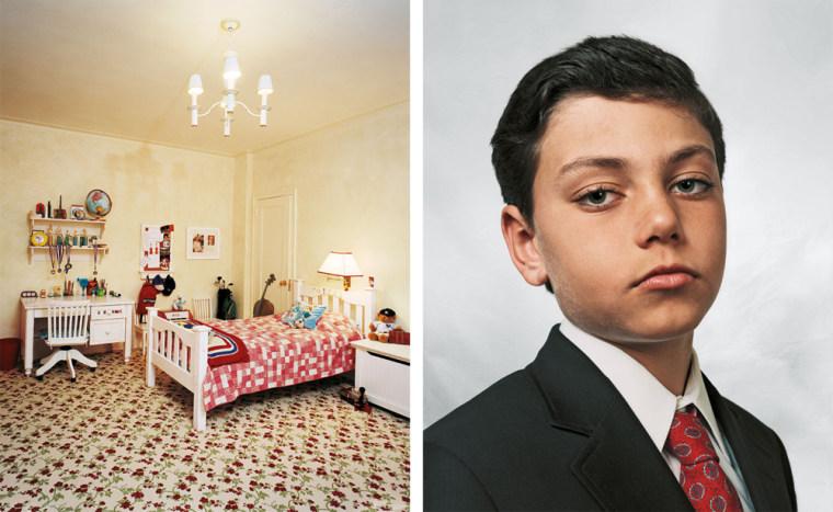 Jaime, 9, New York, USA