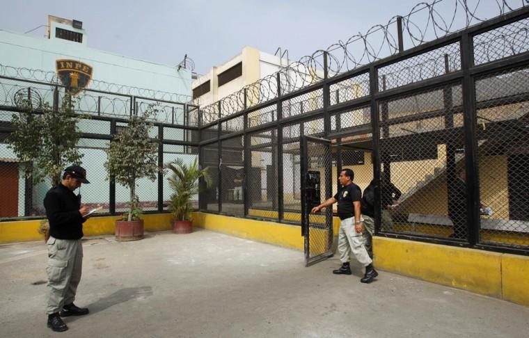 Image: Miguel Castro Castro prison