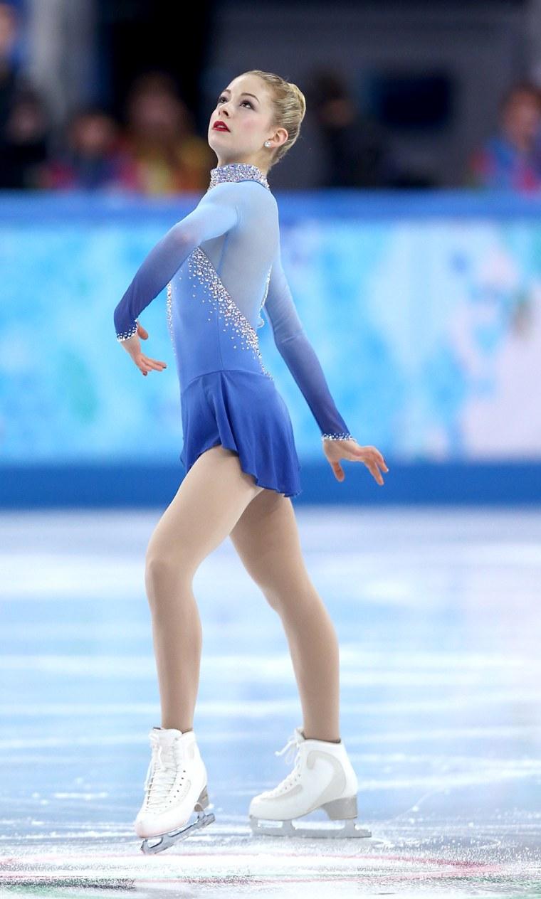 Image: Figure Skating - Winter Olympics Day 2