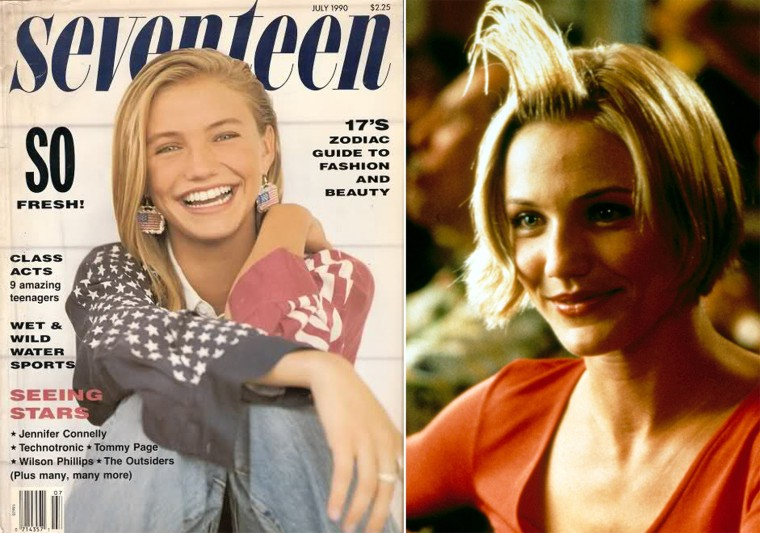 THERE'S SOMETHING ABOUT MARY, Cameron Diaz, 1998. TM and Copyright (c) 20th Century Fox Film Corp. All rights reserved. Courtesy: Everett Collection.