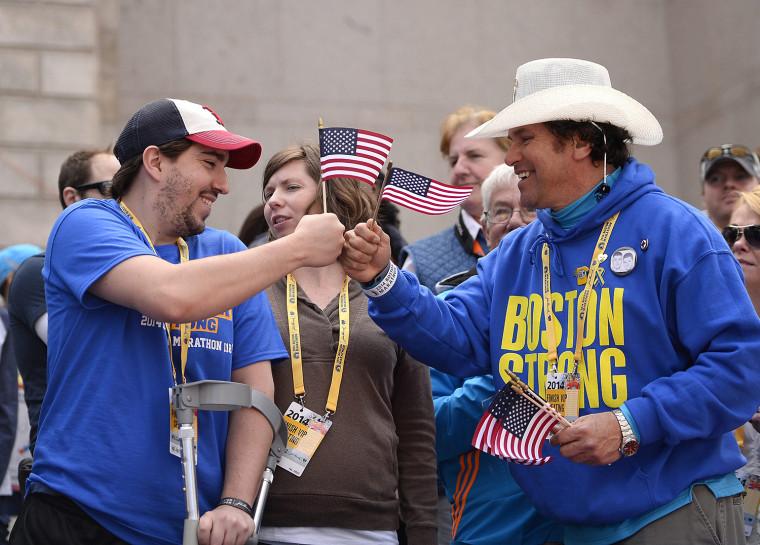 Image: 118th Boston Marathon
