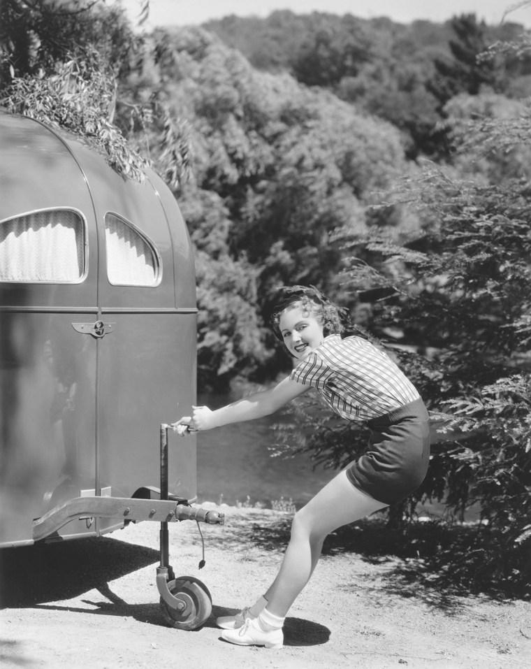 Happy camper (EV007736_H)