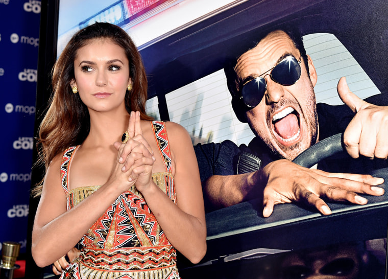 "Image: Premiere Of Twentieth Century Fox's ""Let's Be Cops"" - Red Carpet"