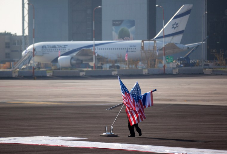 Image: President Obama's Official Visit To Israel And The West Bank Day One