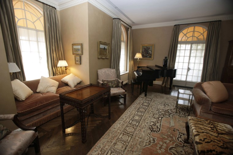 Image: Bernie Madoff's Manhattan penthouse apartment