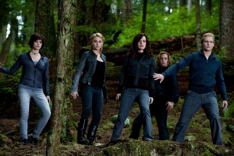 Twilight' mania lights up Hollywood