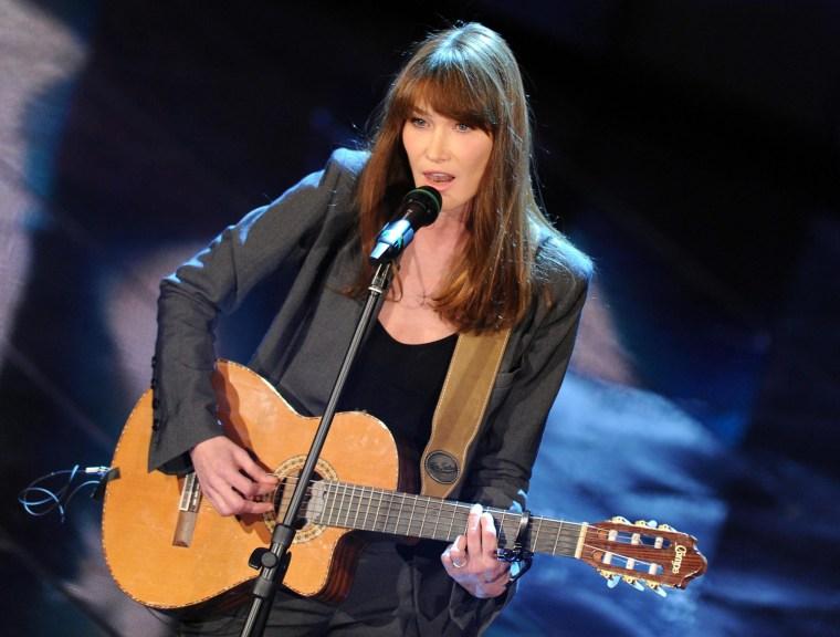 Image: 63rd Sanremo Italian Song Festival