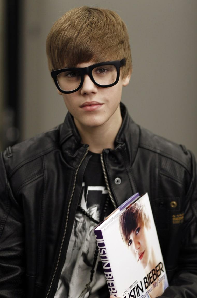 J Bieber Justin Bieber