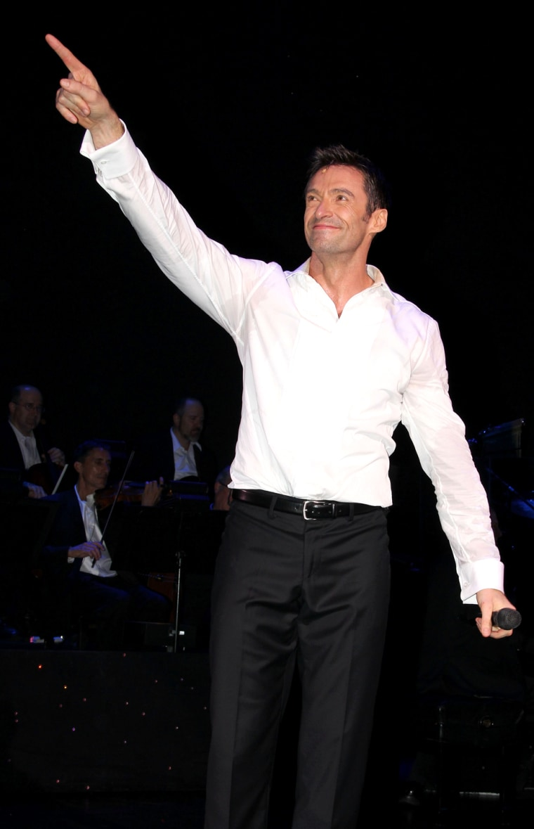 """Hugh Jackman: Back On Broadway"" Opening Night"