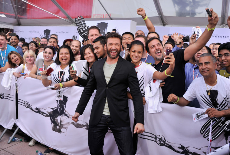 "Image: ""The Wolverine"" New York City Fan Event"