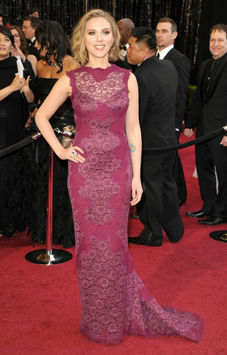 Image: 83rd Annual Academy Awards - Arrivals