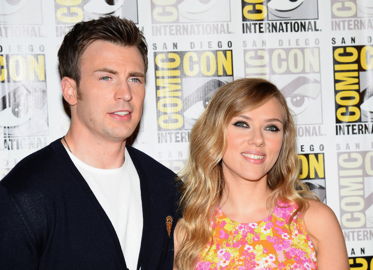 """Image: Marvel Studios' """"Thor: The Dark World"""", """"Captain America: The Winter Soldier"""" And """"Guardians Of The Galaxy"""" Red Carpet - Comic-Con International 2013"""