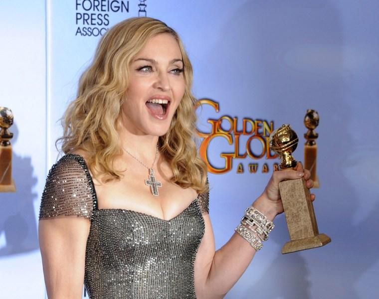 Image: 69th Golden Globe Awards - Press Room