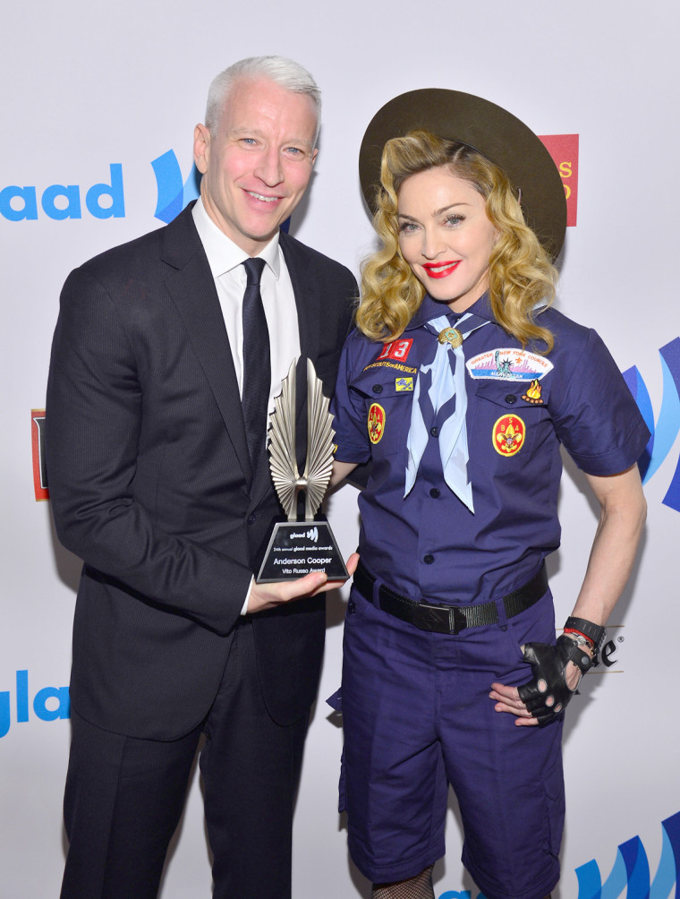 Image: BESTPIX -24th Annual GLAAD Media Awards Presented By Ketel One And Wells Fargo - Backstage