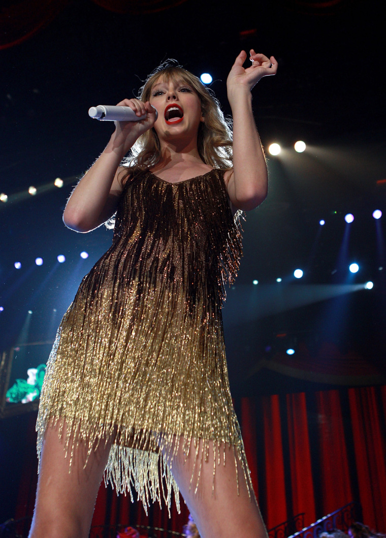 Taylor Swift Live In Perth