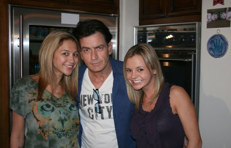 Charlie Sheen Tiger Blood Video Today Show