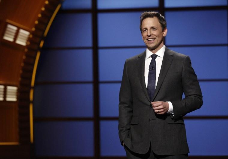 Image: Late Night with Seth Meyers - Season 1