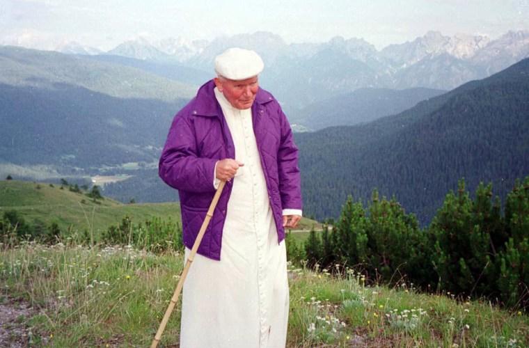 Image: Pope John Paul II   sainthood
