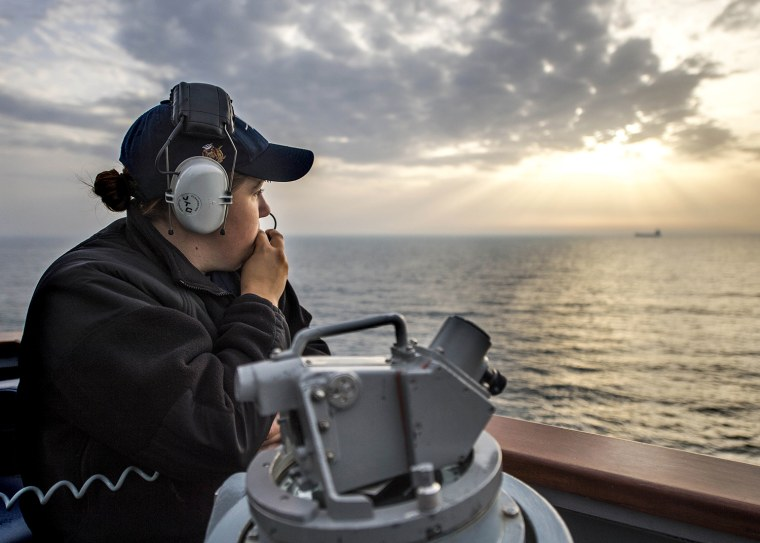 European Phased Adaptive Approach (USS Donald Cook)