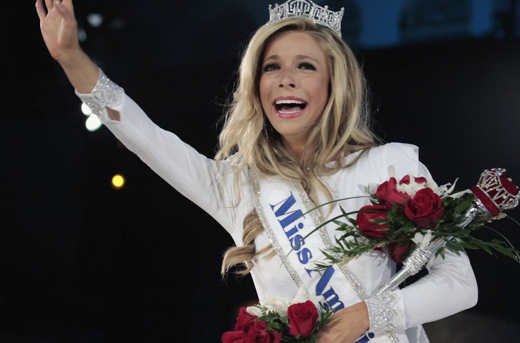 Image: The 2015 Miss America Pageant Finals