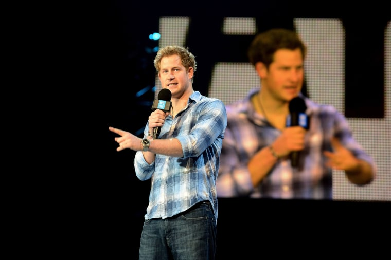 Image: BRITAIN-YOUTH-EVENT-WE DAY