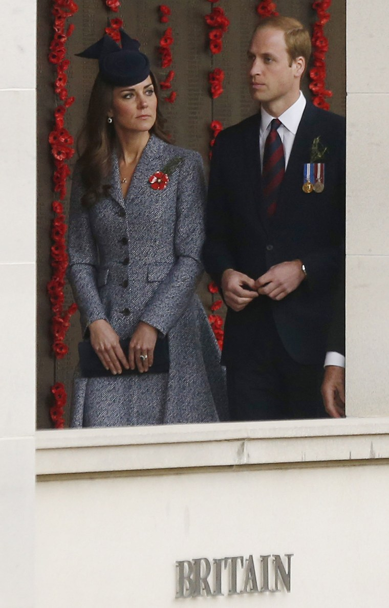 Image: The Duke And Duchess Of Cambridge Tour Australia And New Zealand - Day 19