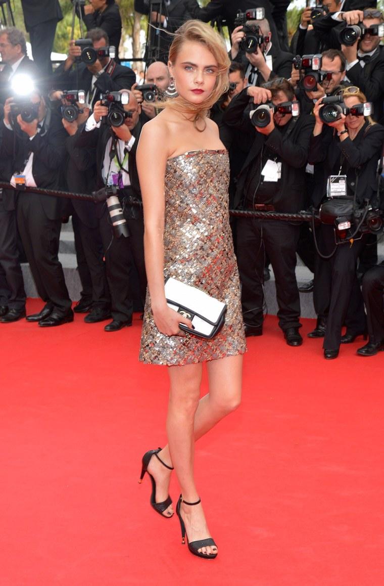 "Image: ""The Search"" Premiere - The 67th Annual Cannes Film Festival"