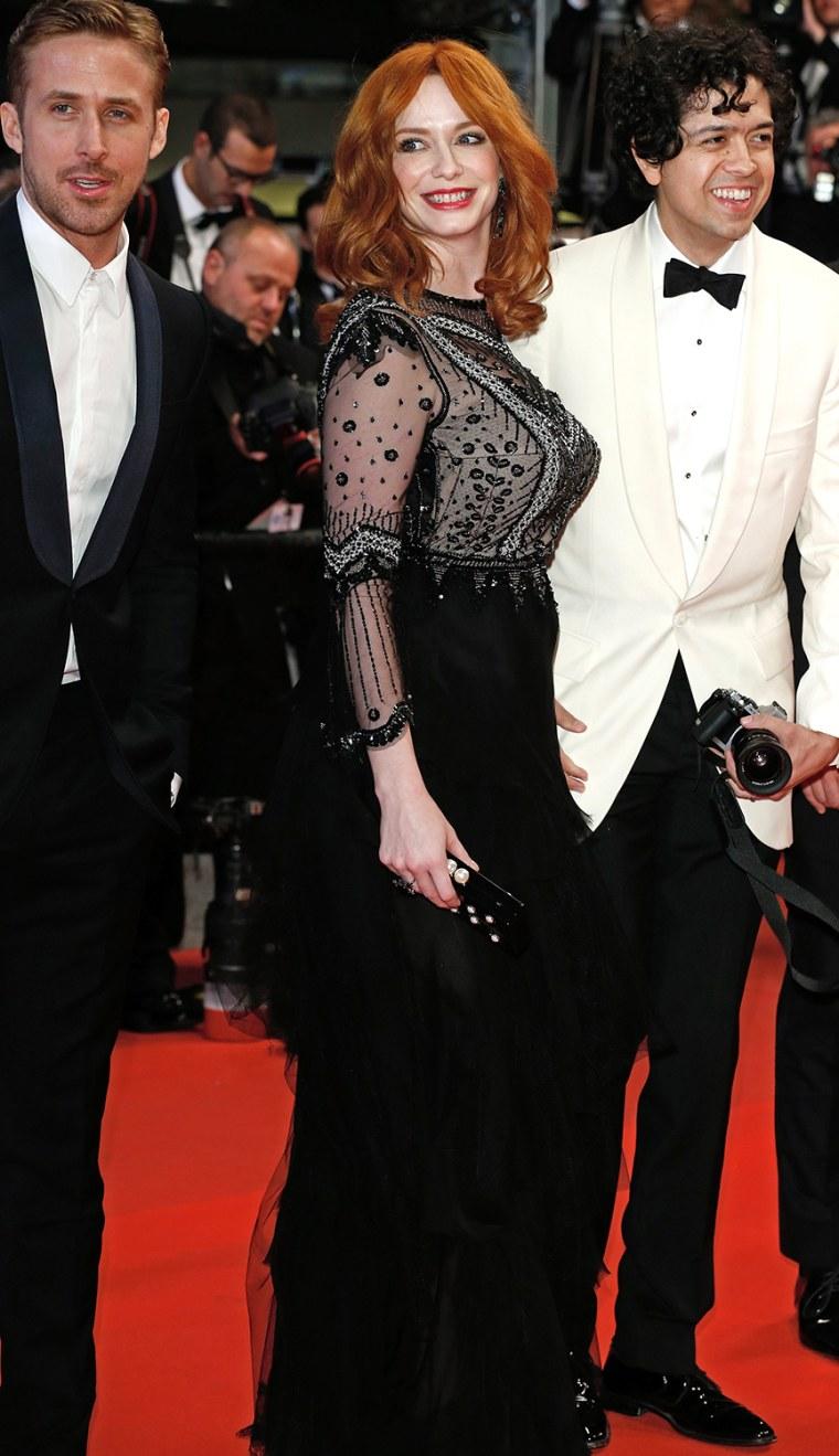 """Image: """"Lost River"""" Premiere - The 67th Annual Cannes Film Festival"""
