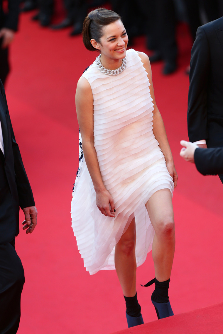 """Image: """"Two Days, One Night"""" Premiere - The 67th Annual Cannes Film Festival"""