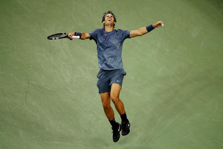Image: ***BESTPIX*** 2013 US Open - Day 15