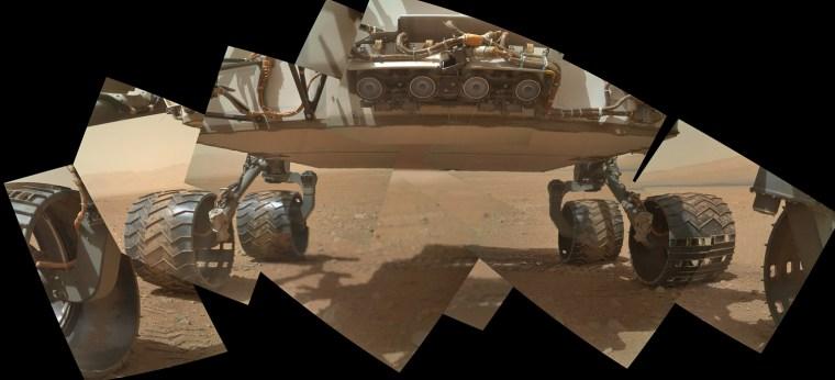 Image: SPACE-MARS