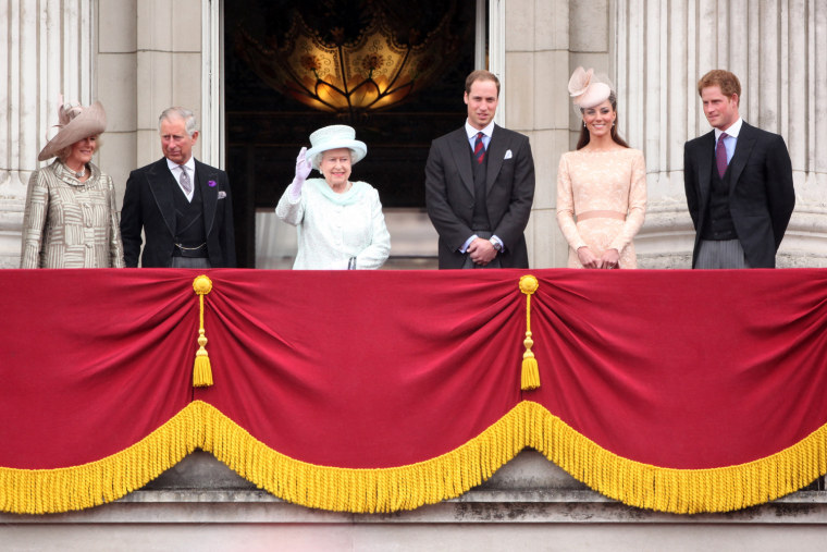 Image: Diamond Jubilee - Carriage Procession And Balcony Appearance