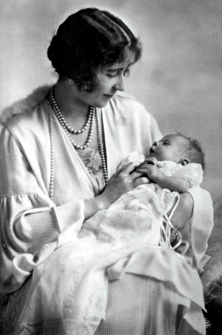Image: FILE - Royal Pregnancies, Babies & Children