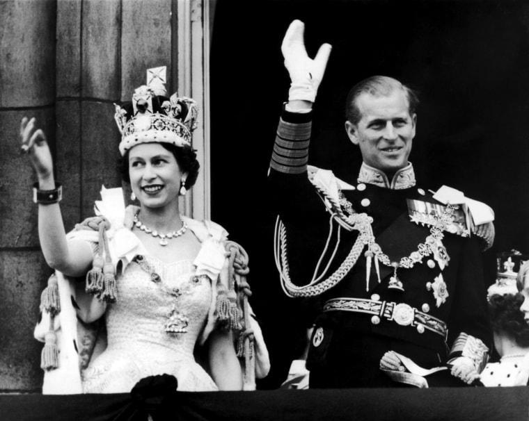 Image: (FILE) 60 Years Since The Coronation Of Queen Elizabeth II