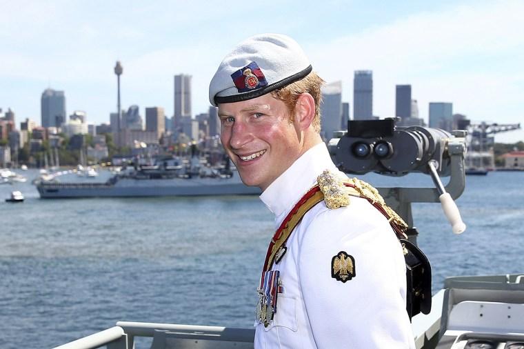 Image: Prince Harry