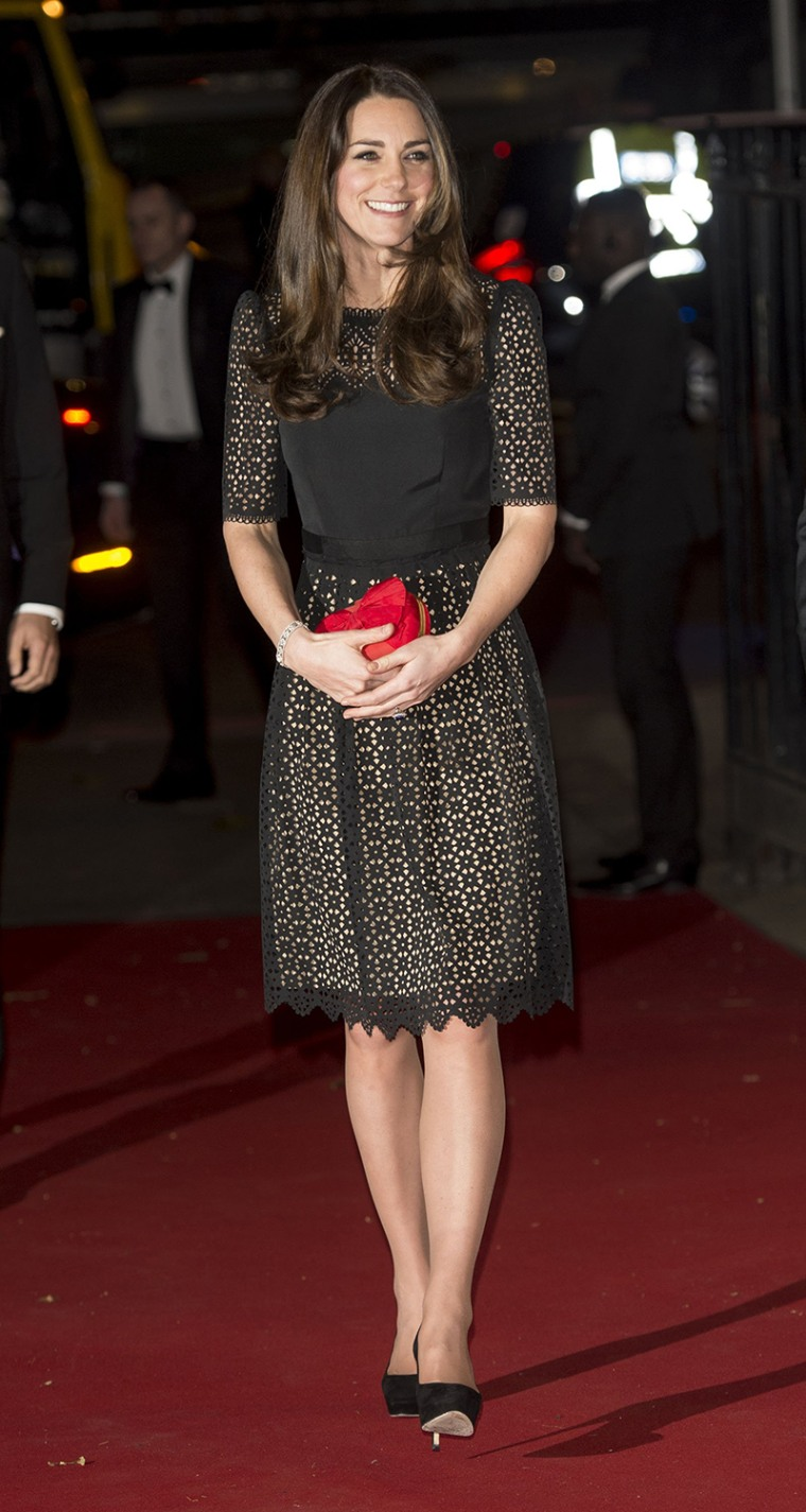 Image: The Duchess Of Cambridge Attends The SportsAid Annual Dinner