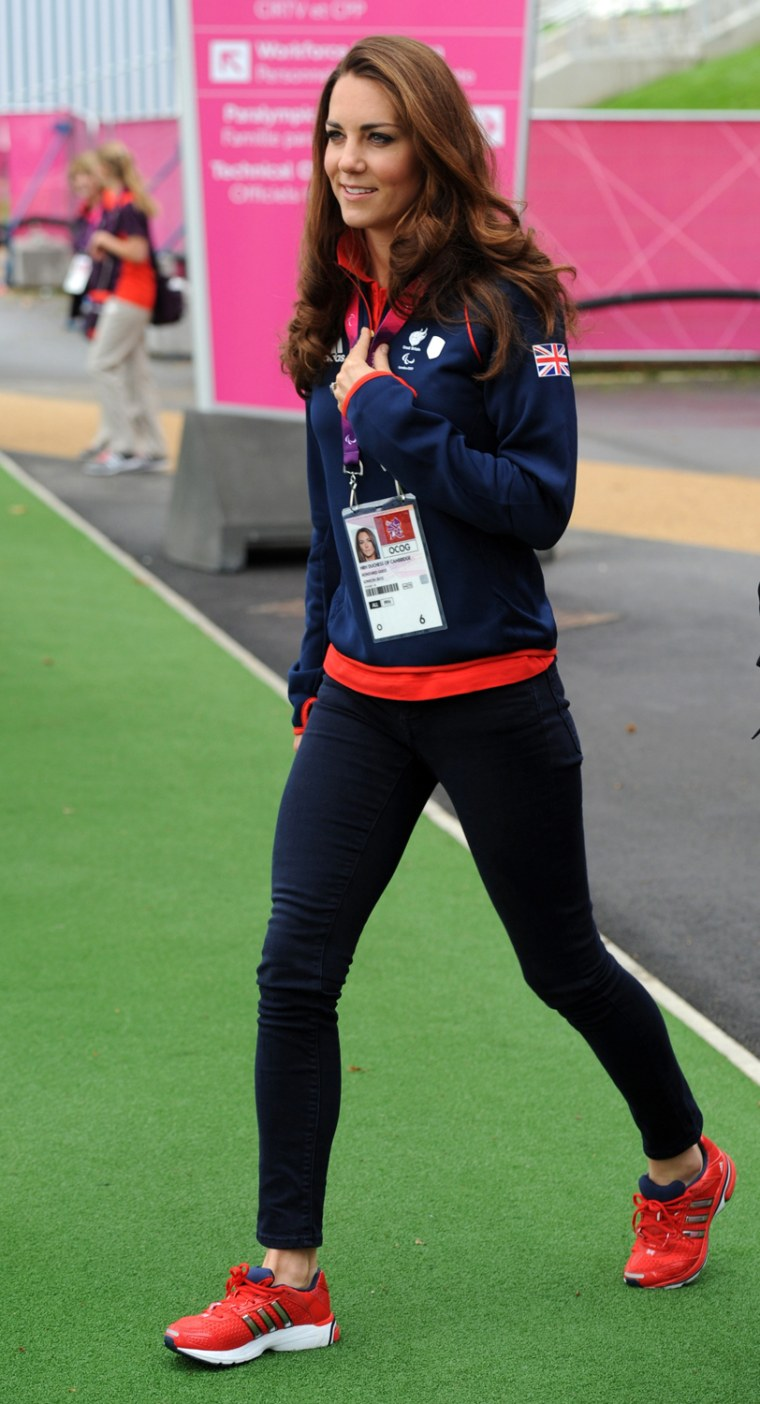 Image: London Paralympic Games - Day 1