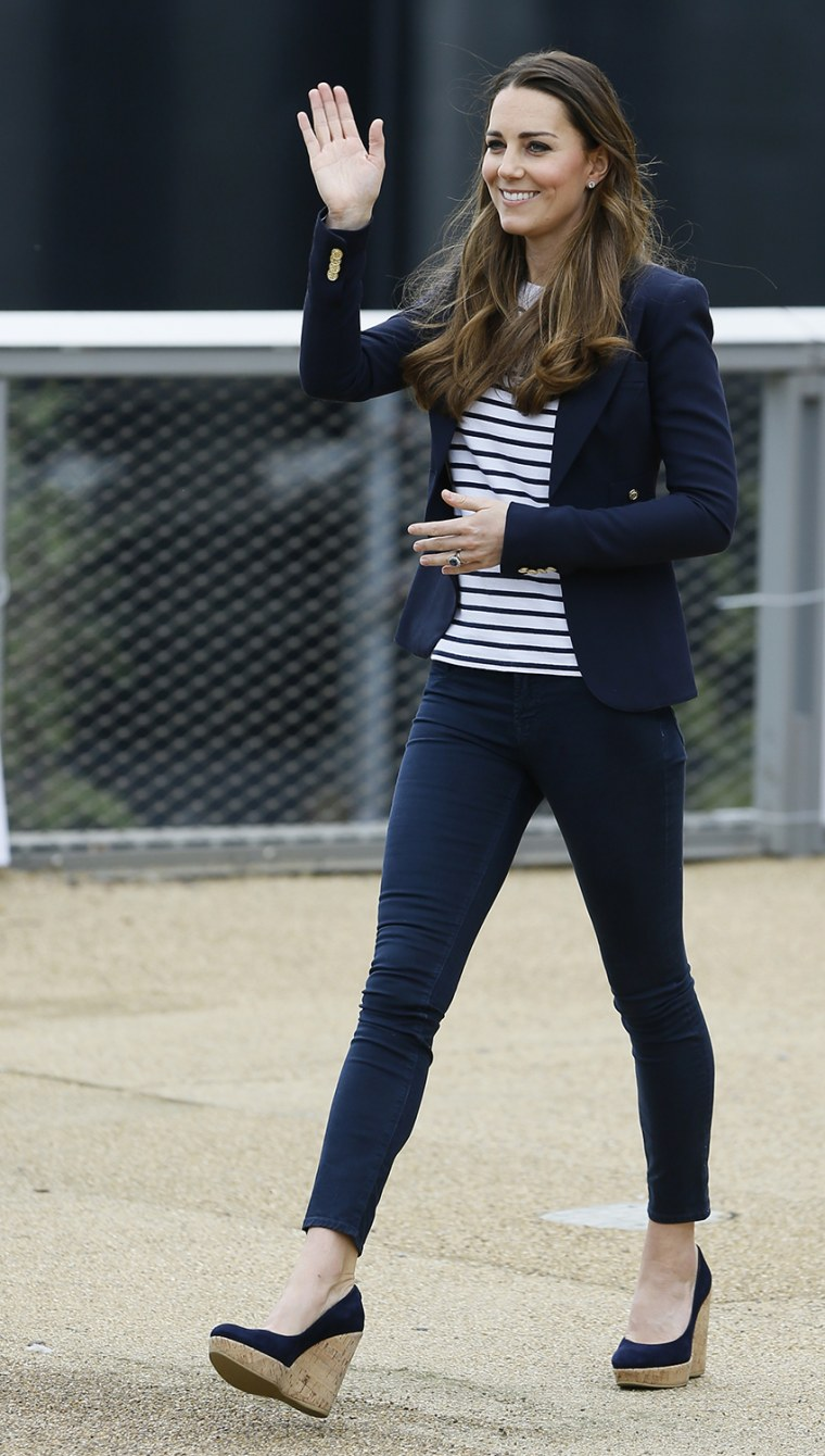 Image: Kate, The Duchess of Cambridge
