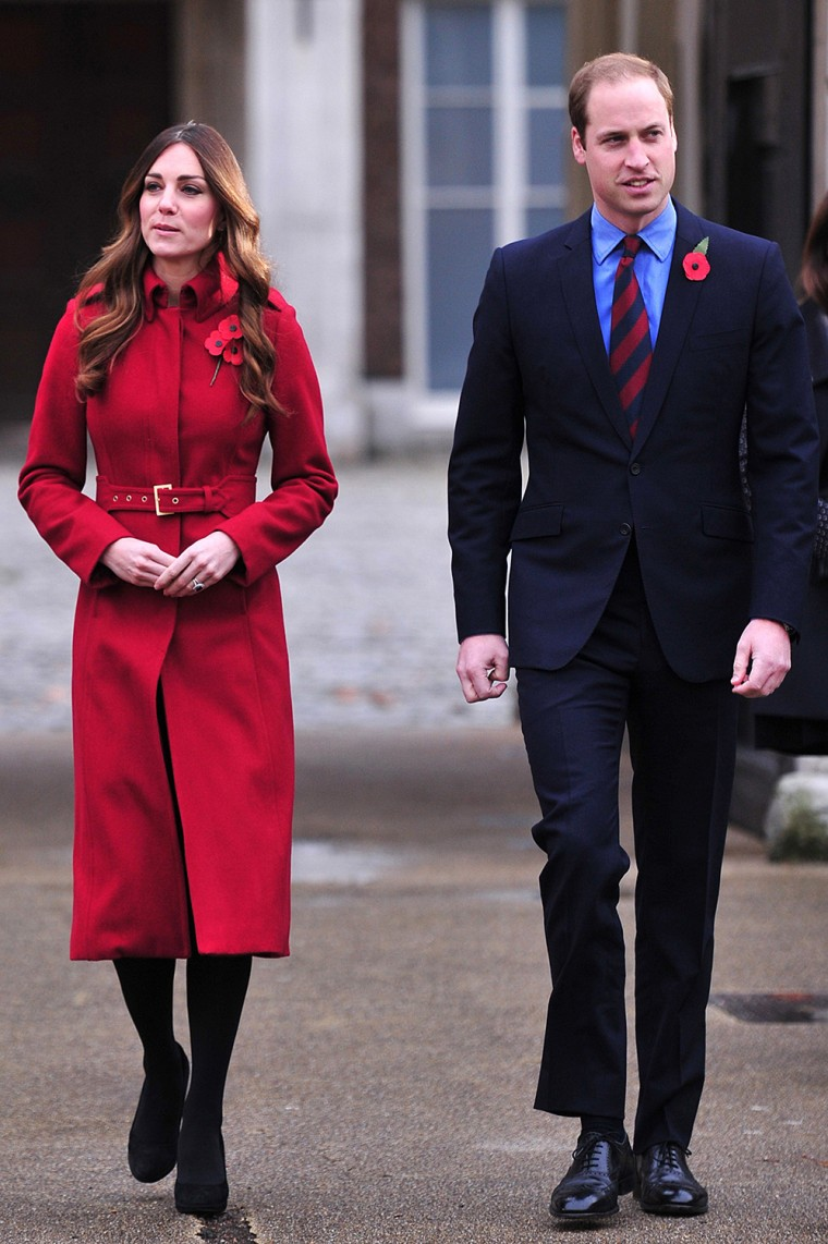 Image: BRITAIN-ROYALS-HISTORY-REMEMBRANCE
