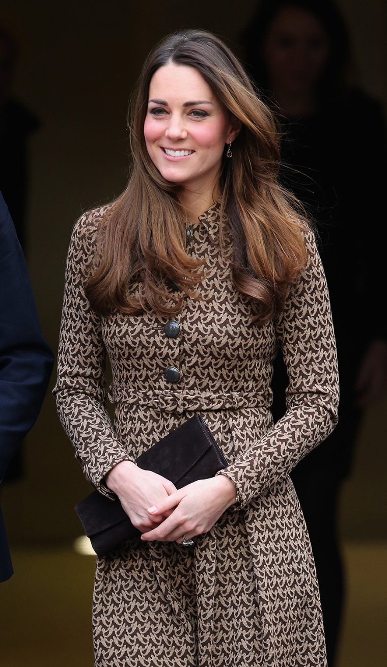 Image: The Duke And Duchess Of Cambridge Attend Only Connect Projects