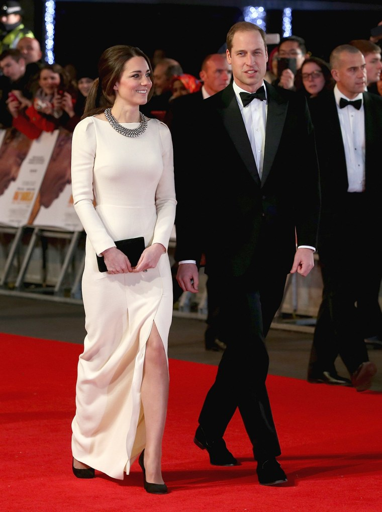 "Image: The Royal Film Performance Of ""Mandela: Long Walk To Freedom"" - Red Carpet Arrivals"