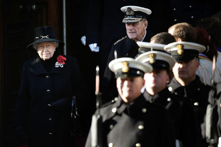 Image: The UK Observes Remembrance Sunday