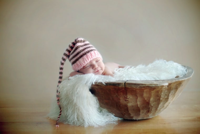 Newborns In Dreamland