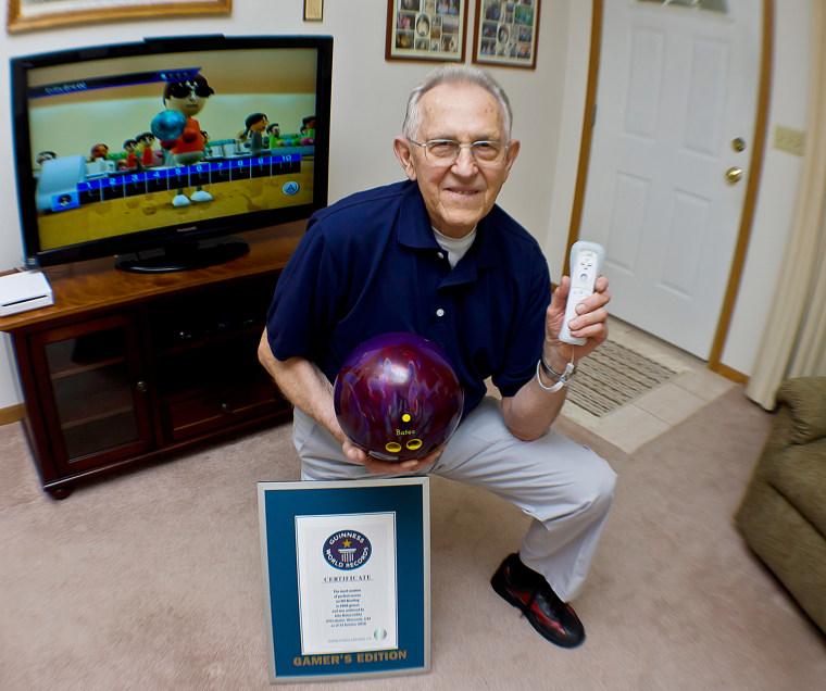 The Wonderful World Of Nik E April 2009: Guinness World Records 2011